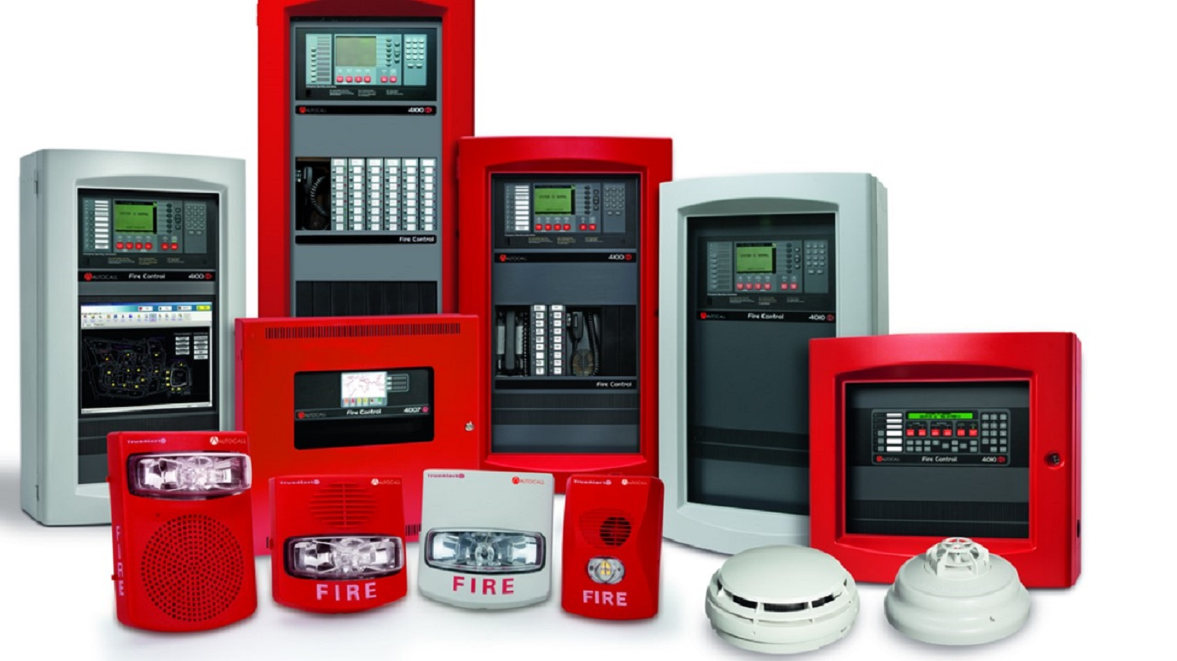 Fire alarm systems integrated security systems fire - How to design a home security system ...