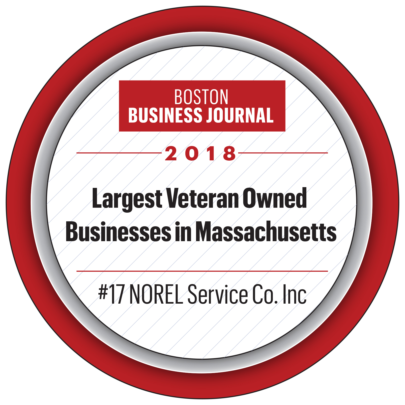 BBJ largest veteran owned business
